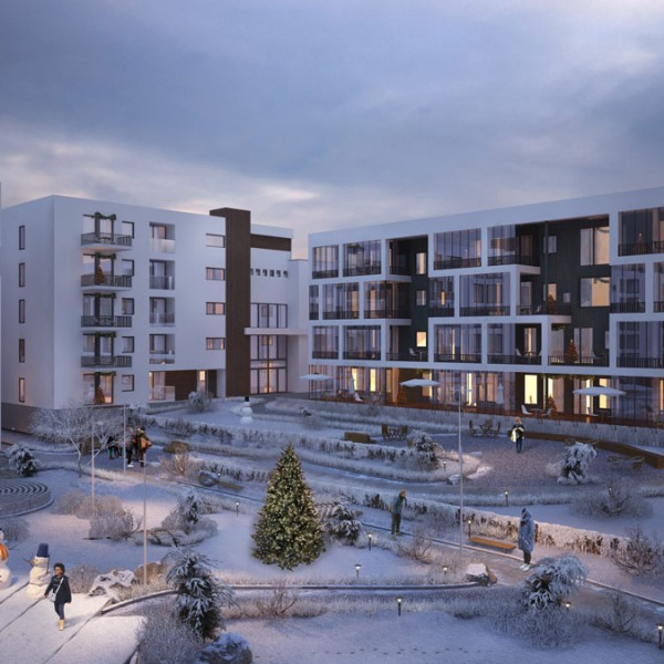 Ringve-Park---Vinterstemning-Byggetrinn-2