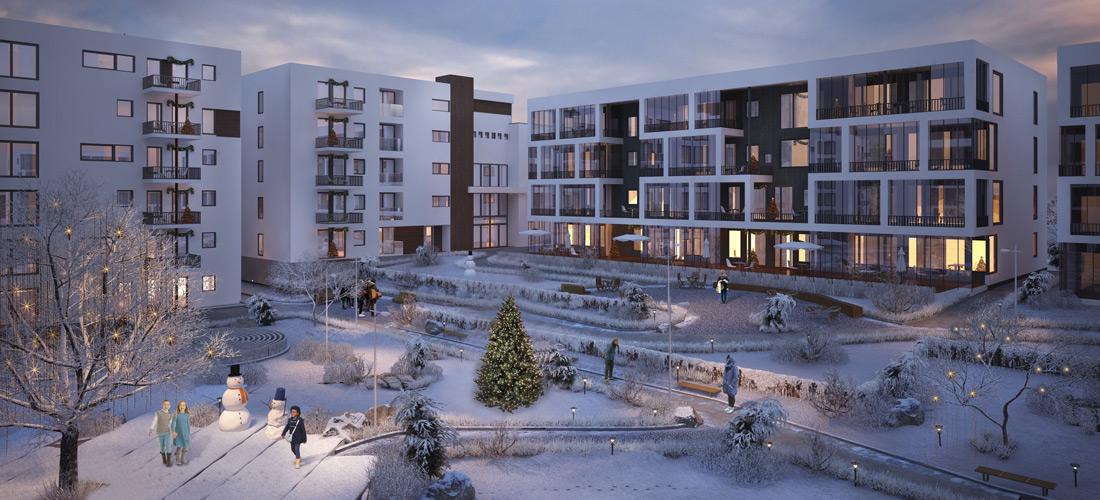 Ringve-Park-Byggetrinn-2-vinterstemning