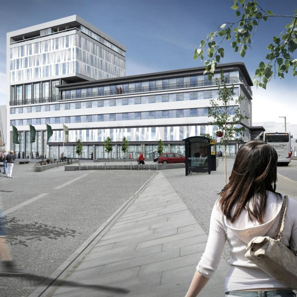Illustrasjon-sett-fra-Torolvsgate-med-ferdig-prosjekt-etter-byggetrinn-2