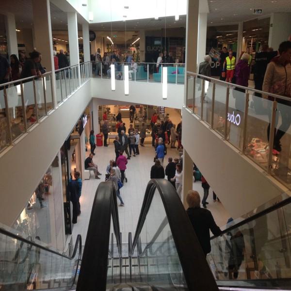 Libra-Kjøpesenter---Fosens-første-rulletrapp