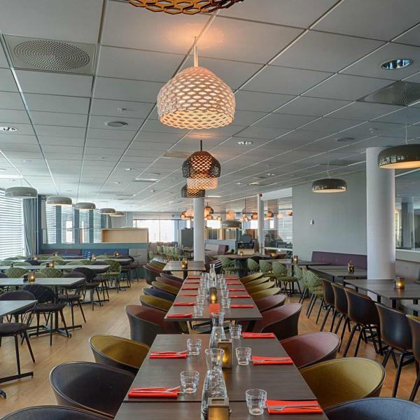 interiør fra restaurant