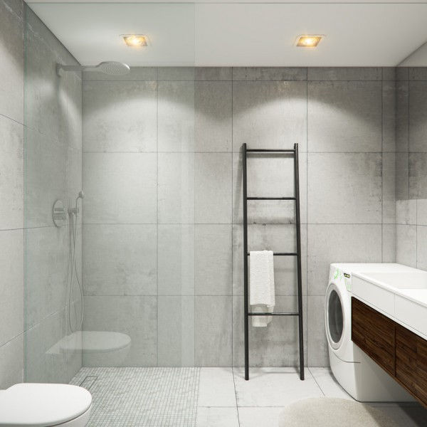 Interiør-bad
